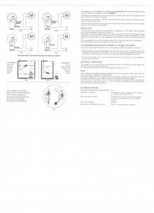 Manual de instrucciones para boya interruptor de nivel agua limpia.