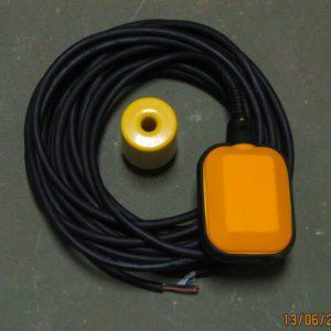 interruptor de nivel con 10m de cable